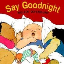 9780027690101: Say Goodnight