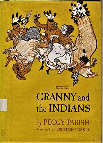9780027699401: Granny and the Indians