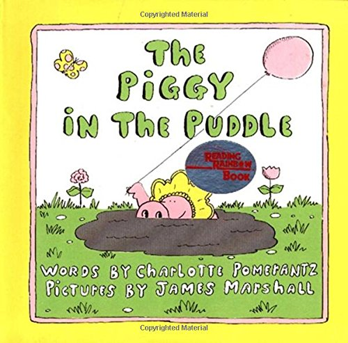 9780027749007: The Piggy in the Puddle.