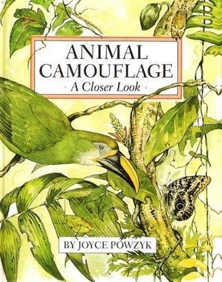 9780027749809: ANIMAL CAMOUFLAGE