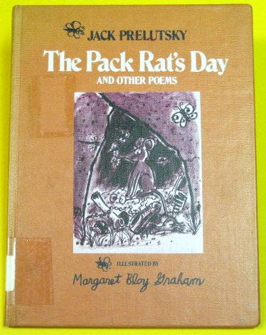 Pack Rats Day and Other Poems (0027750507) by Jack Prelutsky