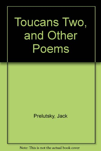 9780027750706: Toucans Two, and Other Poems
