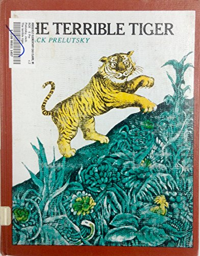 9780027751307: The Terrible Tiger.