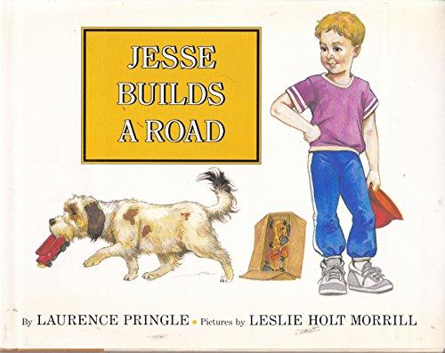 9780027753110: Jesse Builds a Road
