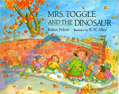 9780027754520: Mrs. Toggle & the Dinosaur