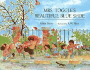 9780027754568: Mrs. Toggle's Beautiful Blue Shoe