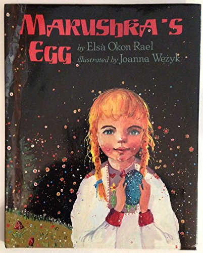 9780027756555: Marushka's Egg