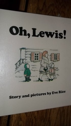 9780027759501: Oh, Lewis!