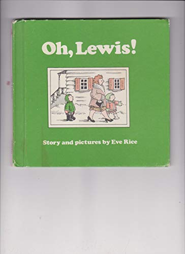 9780027759907: Oh, Lewis!