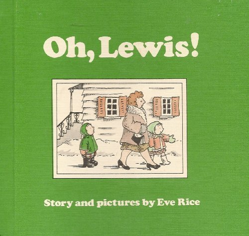 9780027759907: Oh, Lewis! (Reissue)