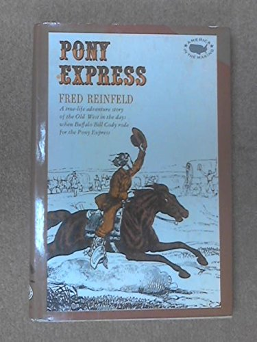 9780027760002: Pony Express