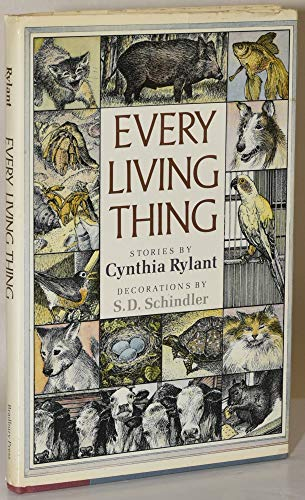 9780027772005: EVERY LIVING THING