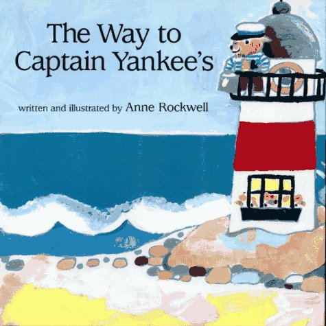 9780027772715: The Way to Captain Yankee'S