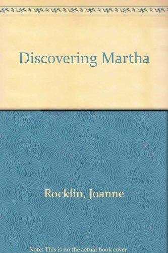 9780027774443: Discovering Martha