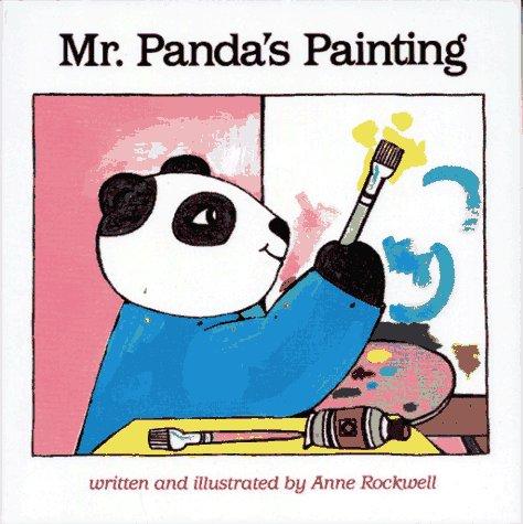 9780027774511: Mr. Panda's Painting