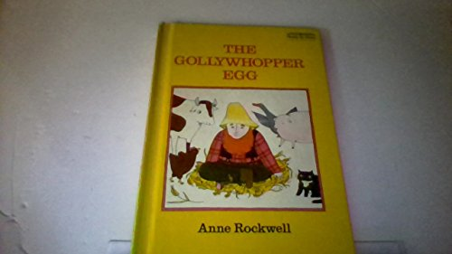 9780027774702: The gollywhopper egg (Ready-to-read)