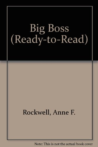 9780027775709: Big Boss (Ready-to-Read)