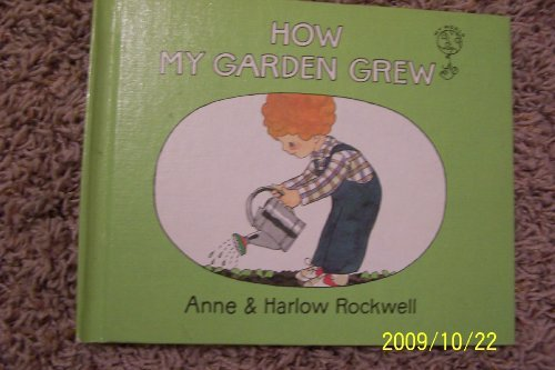 9780027776607: HOW MY GARDEN GREW (My World)