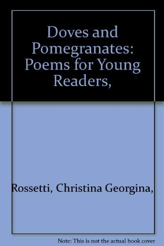9780027777604: Doves and Pomegranates: Poems for Young Readers,