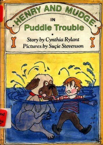 9780027780024: Henry and Mudge in Puddle Trouble