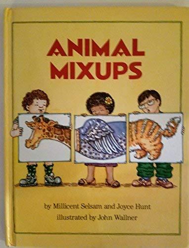 9780027780819: Animal Mixups