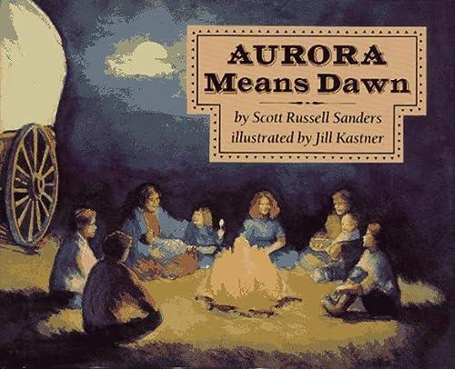 9780027782707: Aurora Means Dawn