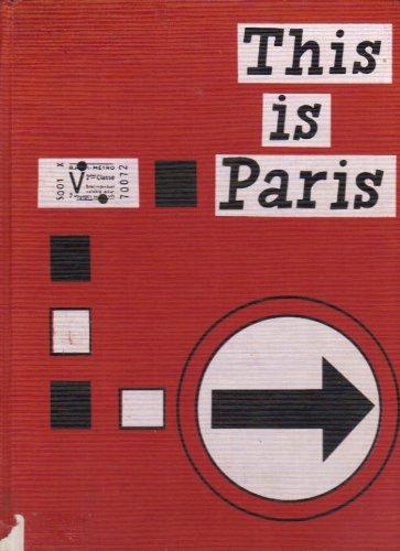 9780027799606: This Is Paris