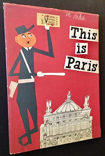 9780027799606: This Is Paris