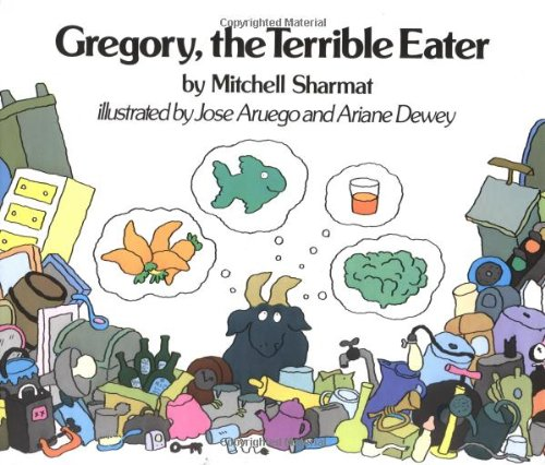 9780027822502: Gregory, the Terrible Eater