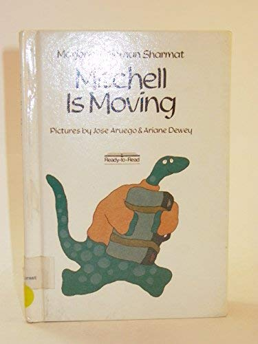 9780027824100: MITCHELL IS MOVING (Ready to Read)