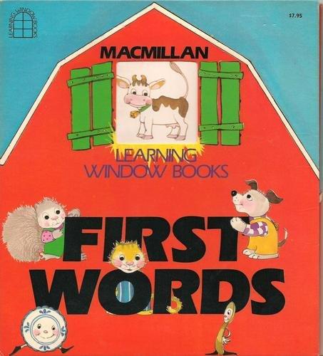 9780027825602: MACMILLAN LEARNING WINDOW BOOKS FIRST WORD