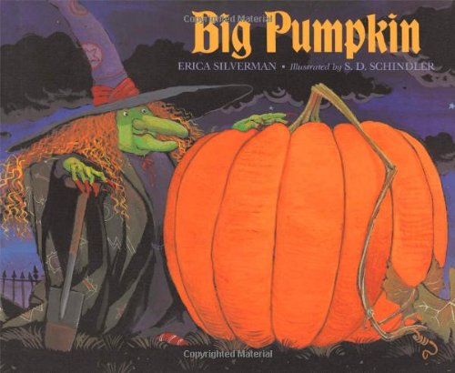 9780027826838: Big Pumpkin