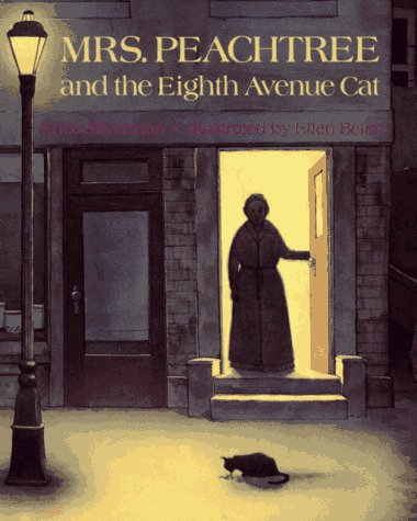 9780027826845: MRS. PEACHTREE AND THE EIGHTH AVENUE CAT