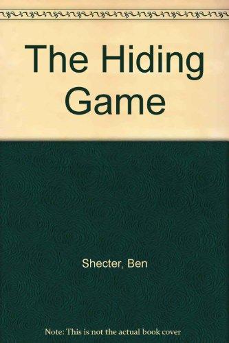 9780027827804: The Hiding Game