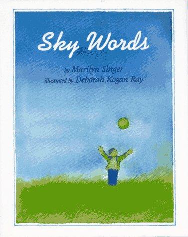 9780027828825: Sky Words