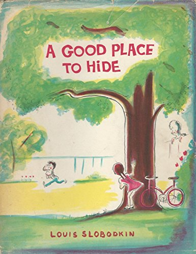 9780027842500: Good Place to Hide