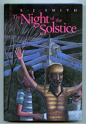 9780027858402: The NIGHT OF THE SOLSTICE (Wildworld)