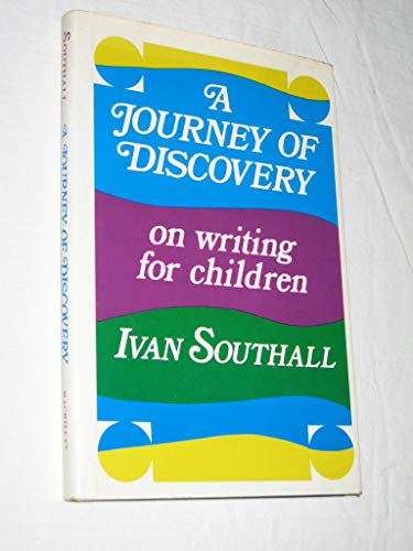 9780027861501: A journey of discovery: On writing for children