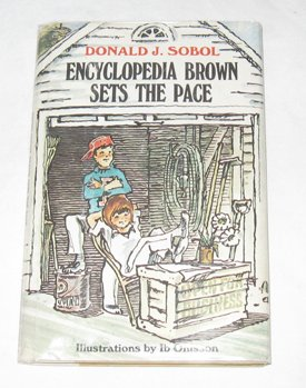 9780027862003: Encyclopedia Brown Sets the Pace
