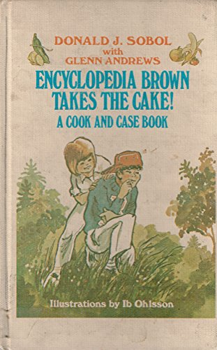 9780027862102: ENCYCLOPEDIA BROWN TAKES THE CAKE