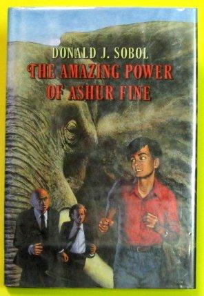 9780027862706: The Amazing Power of Ashur Fine