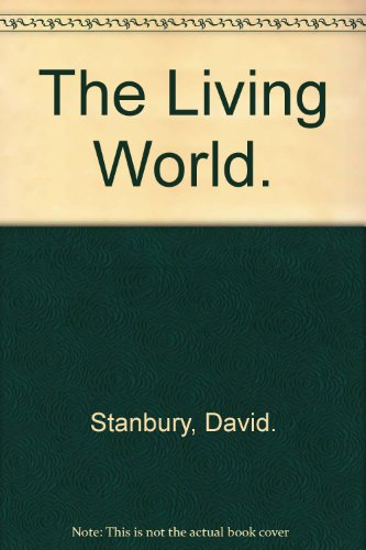 9780027866902: The Living World.