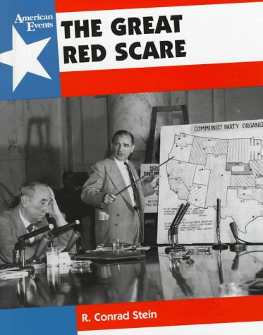 9780027869552: The Great Red Scare (American Events)