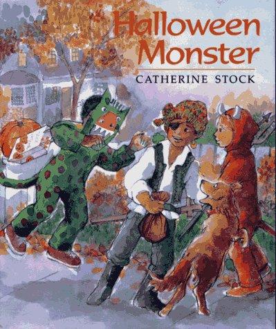 9780027884043: Halloween Monster