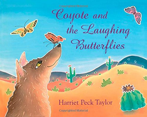 9780027888461: Coyote and the Laughing Butterflies