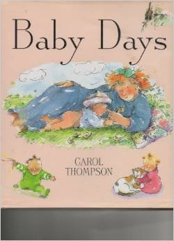 9780027891959: Baby Days Counting Frieze