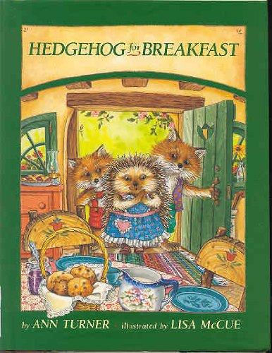9780027892413: Hedgehog for Breakfast