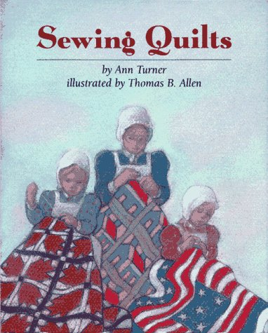 Sewing Quilts (SIGNED)