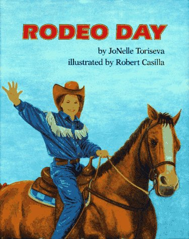 9780027894059: Rodeo Day