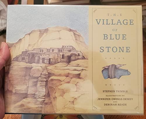 9780027895018: Village of Blue Stone